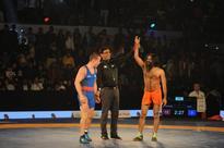 Baba Ramdev wrestling video: Watch Yoga Guru thrash Olympic medalist 12-0!