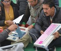 JMM leads in Jharkhand by-poll