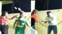 WATCH: BJP leader from MP grooves to Kajra Re, while throwing money on dancers in times of demonetisation