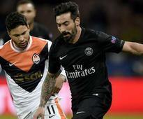 Flamengo confirm Lavezzi interest