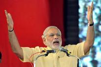 Nationalism is the identity of BJP: Narendra Modi