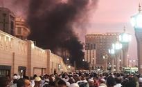 Suicide bombers target holy site of Medina in Saudi Arabia