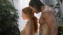 Tarzan still king of the swingers