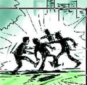 Scuffle between BJP, DYFI workers