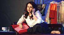 Suchitra Krishnamoorthi's new play about the drama and the queen