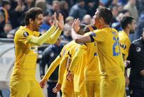 Apoel top group after impressive win over Olympiacos