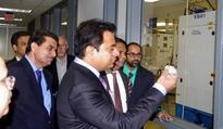 KTR  meets global giants in medical & healthcare sector on fourth day of his US trip