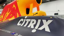 Citrix to Become Red Bull Racing Innovation Partner