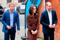 Kate Middleton and Prince William make charity appearance before...