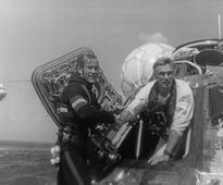 Eugene Cernan, the Last Man to Walk on the Moon, Dies at 82