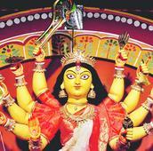 Mamata dreams of Durga parade