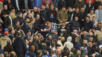 Millwall violence: Man arrested