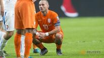 Sneijder out of Wembley match with hamstring strain