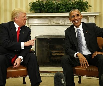Obama 'genuinely concerned' about Donald Trump developments