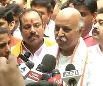Togadia defends Bajrang Dal's self-defence camp as 'social responsibility'