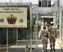 Guantanamo inmates leave for Saudi Arabia