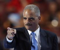 Eric Holder Explains Why Hillary Clinton Is The Right Person To Reform The Criminal Justice System