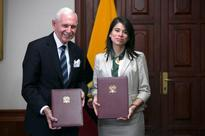 IOM, Ecuador Sign Agreement to Protect Rights of Migrants under New Urban Agenda