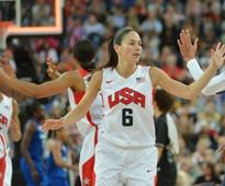 Reigning Olympic women's basketball champs USA name finalists
