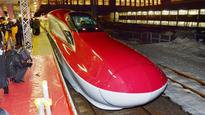 320-kph Hayabusa matches world speed record