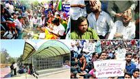 SSC paper leak: Student protest continues