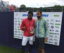 Ilkley Trophy: Leander Paes wins doubles event with Canadian partner Adil Shamasdin