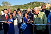 Prime Minister Opens Angels to Linstead Section of North-South Highway