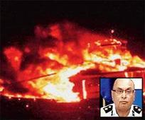 ICG dismisses DIG Loshali over blow Pak boat off remark