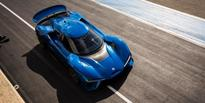 The Nio EP9 sets a Nurburgring record for EVs