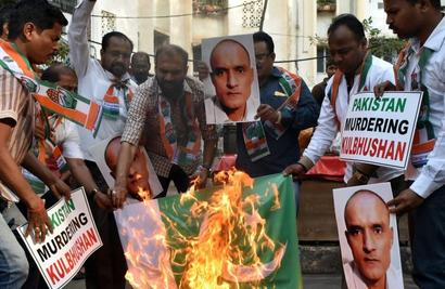 ICJ to hear India's plea against Jadhav's sentence tomorrow