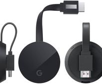 Google is rumored to unveil a new 4K Chromecast that's cheaper than Roku's new 4K streamer