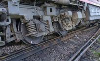 Khushal Khan Khattak Train derails, no casualties reported