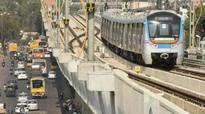 KCR fixes deadline of August 2018 to complete Hyderabad Metro Rail project