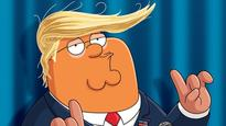 Family Guy Takes A Shot At Donald Trump In The Show's Emmy Consideration Art