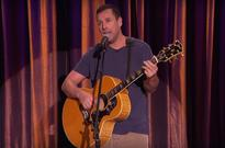 Watch Adam Sandler Sing a Tearful Goodbye His Favorite 'Old Chair'
