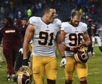 Redskins will evaluate OLBs on roster before deciding whether to replace Junior Galette