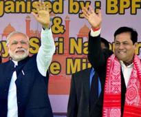 BJP declares Sarbananda Sonowal as CM candidate in Assam polls