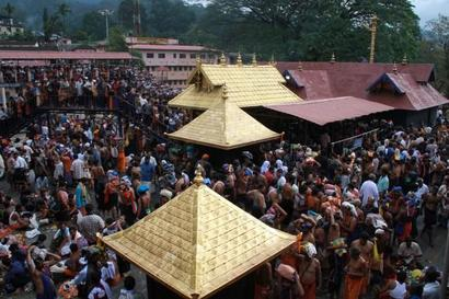 SC refers ban on women's entry at Sabarimala to Constitution Bench