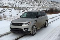 2015 Land Rover Range Rover Sport V8 Supercharged Update 4: In the Snow