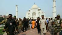 Taj Mahal is our responsibility, don't politicise my Agra visit, says Yogi Adityanath
