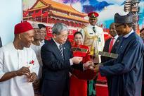 Photos: Buhari visits China's Aerospace Science Technology Corporation Center