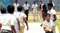 Thiruvananthapuram: Budding cricketers get Boonie tips