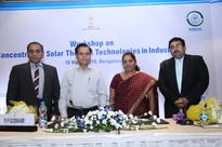 Workshop on Concentrating Solar Thermal Technologies in Industries