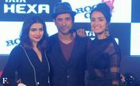 Farhan Akhtar, Shraddha Kapoor, Prachi Desai: Black is ...