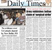 Surgical strikes: Pak media in denial mode