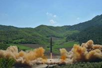 North Korea threatens to launch missiles towards US' Guam