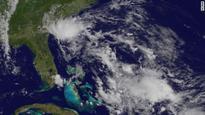 Tropical Storm Bonnie drenches coastal South Carolina