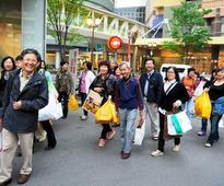 Cheap yen attracts tourists