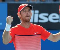 Tennis: Sela survives scare, Weintraub also through to quarters