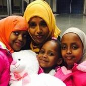 In the midst of Trump's travel ban, four-year-old Somali girl reunited with her mother in US
